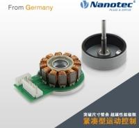 Nanotec 超扁平关节电机 转子的惯性矩更高