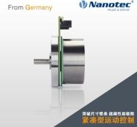Nanotec  机器人 外转子电机  特别适用于大型系列的经济有效型解决方案