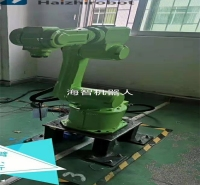 黑龙江海智转台喷涂机器人厂家 现货供应