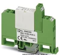 菲尼克斯PLC-RSC- 24DC/ 1AU/SEN继电器电压显示
