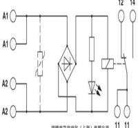 菲尼克斯PLC-RPT-230UC/ 1AU/SEN继电器触点类型