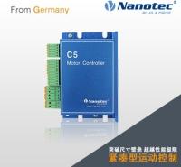 C5 电机驱动器 步进电机驱动器24 V, 5/24 V 可切换