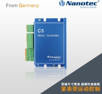 C5 开环控制器 步进电机驱动器24 V, 5/24 V 可切换