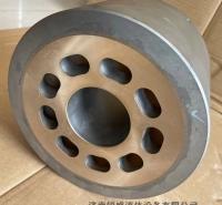 柱塞泵配件 缸体 配流盘 柱塞总成 回程盘 球铰 济南锐盛流体 现货供应
