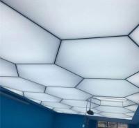 软膜天花 柔性吊顶天花 设计室内游泳池顶篷