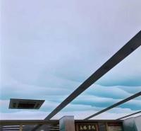 软膜灯箱 洗浴中心软膜天花吊顶 UV喷绘软膜天花