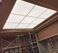 透光膜 浴室软膜天花 无边框卡布灯箱白色透光膜
