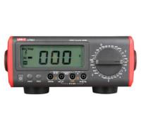 优利德(UNI-T)UT801 台式数字万用表多用表三用表复用表 1年维保