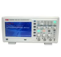 优利德(UNI-T)UTD2202CM 示波器双通道台式数字存储示波器1G采样率 200MHz 1年维保
