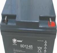 申盾SD12-65机房UPS应急电池申盾12V65Ah现货