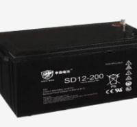 申盾12V200Ah电力机房光伏蓄电池申盾SD12-200ups电源
