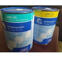 SKF润滑油LGMT3 /18轮毂油脂轴承润滑LGMT3-18