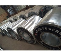 镀锌卷批发 热镀锌板SGH340材质高新层镀锌板