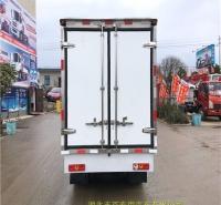 国六冷藏车 保温车 价格 安装维护方便