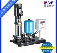 单泵变频供水设备 小区别墅家用全自动供水设备