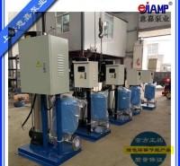 单泵变频供水设备 无负压变频供水设备不锈钢离心泵