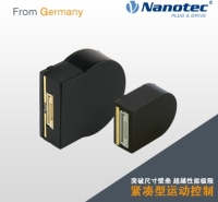 Nanotec  电机用的编码器 带有集成式线性驱动芯片 抗干扰性能强