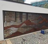 铝艺护栏  铝合金防护栏 别墅小区庭院护栏  隔离栅栏 定制
