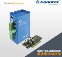 Nanotec 微型步进驱动器 12 – 72 V DC 工作电压 72 至 850 W 额定功