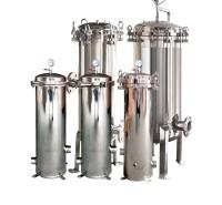 深圳保安过滤器大流量保安过滤器10寸3芯10寸5芯水处理精密过滤器现货促销
