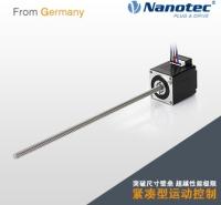 日本市场热销 42系列步进电机 采用特殊螺纹设计和轴承技术 广泛适用性