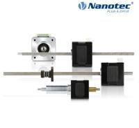 日本市场热销 贯穿丝杆电机 采用特殊螺纹设计和轴承技术 工厂直供