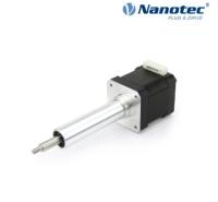 日本市场热销 丝杆电机一体 采用特殊螺纹设计和轴承技术 广泛适用性