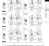 欧姆龙WLCA2-2N-N通用直立型限位开关工作电压