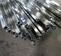 山东日照市不锈钢管不锈钢异形管椭圆管三角管D型管半圆管