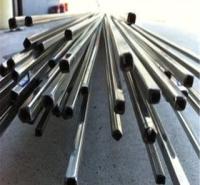 湖北仙桃市201/304/316L不锈钢异形管半圆管三角管椭圆管D型管