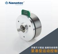 新品 低噪音外转子电机 加编码器闭环 设计紧凑 经济高效的方案