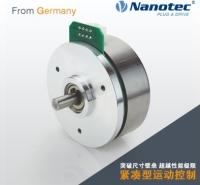 新品 低噪音外转子电机 加编码器闭环 设计紧凑 机器人 自动化改造