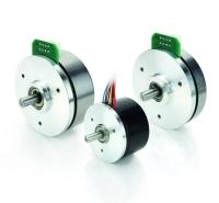 新品 低噪音外转子电机 集成3通道编码器 机器人 自动化改造