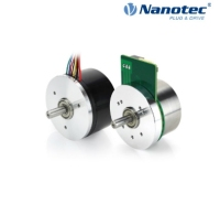 新品 超薄外转子电机 加编码器闭环 设计紧凑 激光 医疗 半导体