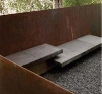 邢台 耐候锈色钢板 q295nh耐候钢板 耐候锈红钢板 厂家