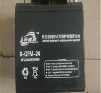 圣普威6-GFM-24ups固定型蓄电池12V24AH20HR包邮