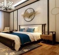 集成墙板 洋房别墅竹木纤维板 竹木纤维板各种风格任意搭配