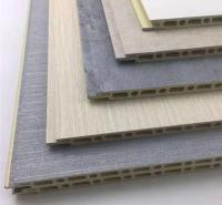 竹木纤维板 轻奢墙裙材料 墙裙材料厂家