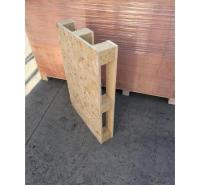 出口专用日字形自提或送货如出现质量问题无条件退换免熏蒸托盘批发 复合板木托盘宁波定制