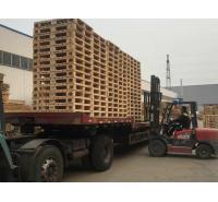 出口熏蒸5(mm)木托盘工厂 CP7熏蒸木托盘工厂